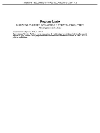 Continua a leggere - Download documento (Pdf