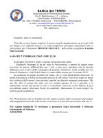 BANCA del TEMPO - BdT Vinovo