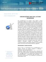 Fondazione Studi Consulenti del Lavoro, approfondimento