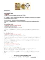 scarica il programma stampabile in pdf