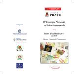 Il programma - La Protezione Civile