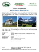 """Punta S - Gruppo Alpinistico """"Amici di S.Martino BA"""""""