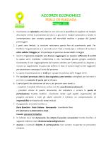 ACCORDI ECONOMICI - Direzione Radianza