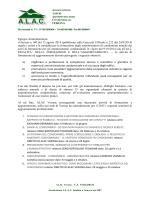 VERONA Egregio Amministratore, il decreto n.140
