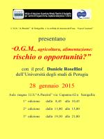 """rischio o opportunità?"""" - Associazione Luca Coscioni"""