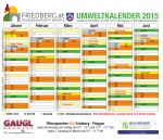 können sie eine PDF-Version des Friedberger Umweltkalenders