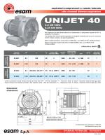 UNIJET 40