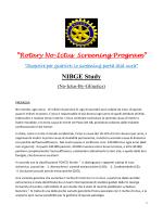 NIBGE Study 1.3.14 - Rotary Club Napoli