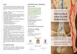 UPDATE IN PATOLOGIA VASCOLARE PERIFERICA