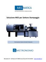 Metronomo stampaggio