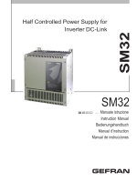 Half Controlled Power Supply for Inverter DC-Link