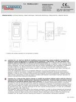 Mod PRIMULA AIR 7 Scheda tecnica 13 EN 14785:2006