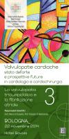 Valvulopatie cardiache - CENTRO SERVIZI CONGRESSUALI