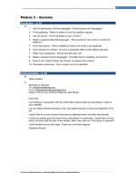 Soluzioni Module Revision 3 - Zanichelli online per la scuola