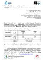 Prot. n° 167/CQR-Atl del 26 marzo 2014 OGGETTO