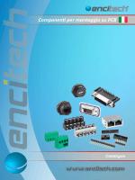 Componenti per montaggio su PCB