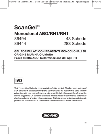 86498/86428 MonoclRH.Kphenotype - Bio-Rad