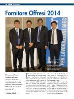 Fornitore Offresi 2014
