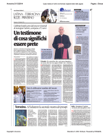 21 dicembre 2014 - Diocesi di Latina