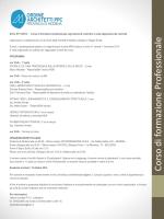 CORSO FORMATIVO MGN INTONACI SCHIO (VI