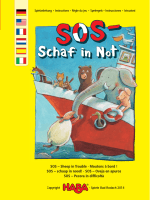 SOS – Sheep in Trouble · Moutons à bord ! SOS – schaap in