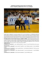 MARSCIANO (PG) Kung Fu CAMPIONATO NAZIONALE