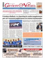 Il sindaco Ballarè: «Lo Sporting fu scelta megalomane per cui i
