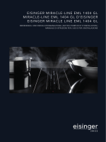 eisinger miracle-line eml 1404 gl miracle-line eml 1404