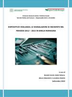 Report 2012 - 2013 - Saluter - Regione Emilia
