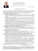 Avv. ALDO GRASSI - Ordine degli Avvocati di Rimini