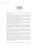 Decreto Direttoriale prot. n. 21213 del 12 marzo 2014