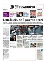 14 Febbraio 2014 - Movimento 5 Stelle Fano