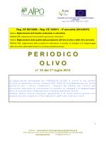Periodico - Parco Regionale dei Colli Euganei