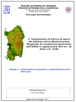 Scheda Is Canargius - Regione Autonoma della Sardegna