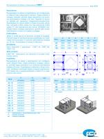 Recuperatore di calore a trasmissione CRET pag. E-27