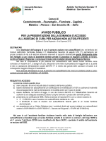 Bando - Ambito Sociale XVII