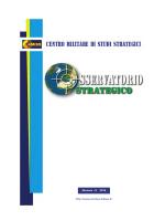 CeMiSS-Osservatorio Strategico 2014 numero 9