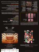 MANZONI FACTORY - Zambra studio