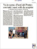 rassegna stampa - Fondazione Pontedera Teatro