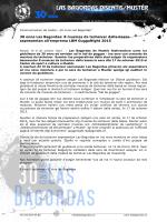 Preziau commember passiv - Las Bagordas Disentis/Mustér