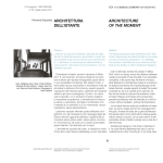 Festival Architettura Magazine. Saggi su architettura e città