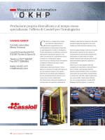 cassioli group - Logistica Management