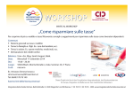 WORKSHOP - CIC