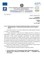Formazione delle Commissioni degli Esami di Stato.