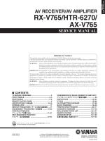 AX-V765 - Fixmag.ru