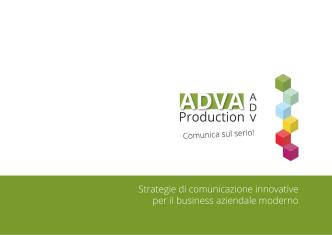 Brochure - Adva Production ADV