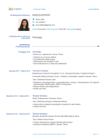 Europass CV - WordPress.com