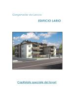 Capitolato - Attico.it