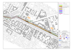 Planimetria individuazione edifici da sottoporre a testimoniale di
