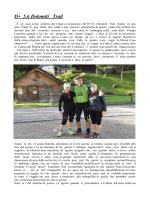 Relazione fatta dal nostro amico Gianfranco Maranzan